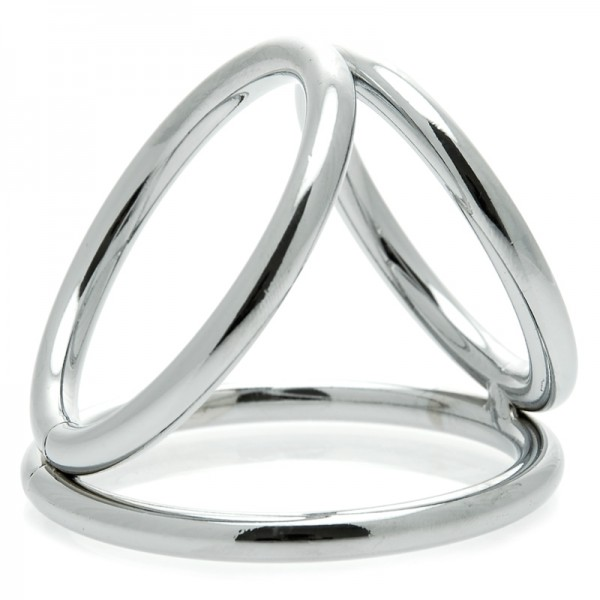 The Triad Chamber Cock And Ball Ring Large