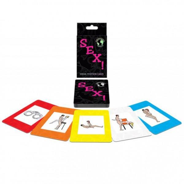 Sex Card Game